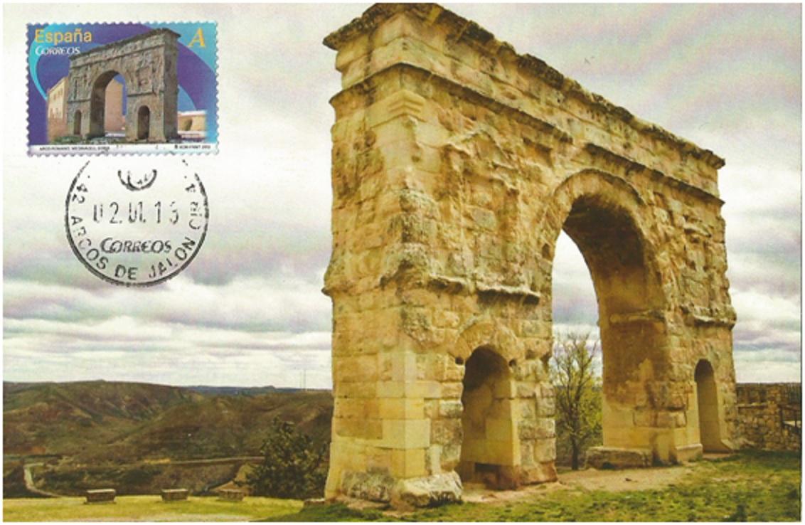Arco Romano de Medinacelli