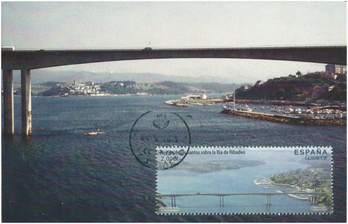 Puente de los Santos. Ribadeo