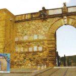 Puerta de los Gigantes. Antequera