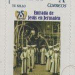 75 ANIVERSARIO ENTRADA JESUS JERUSALEM (PROCESION)