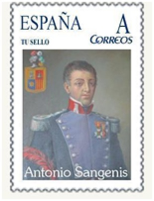 ANTONIO SANGENIS
