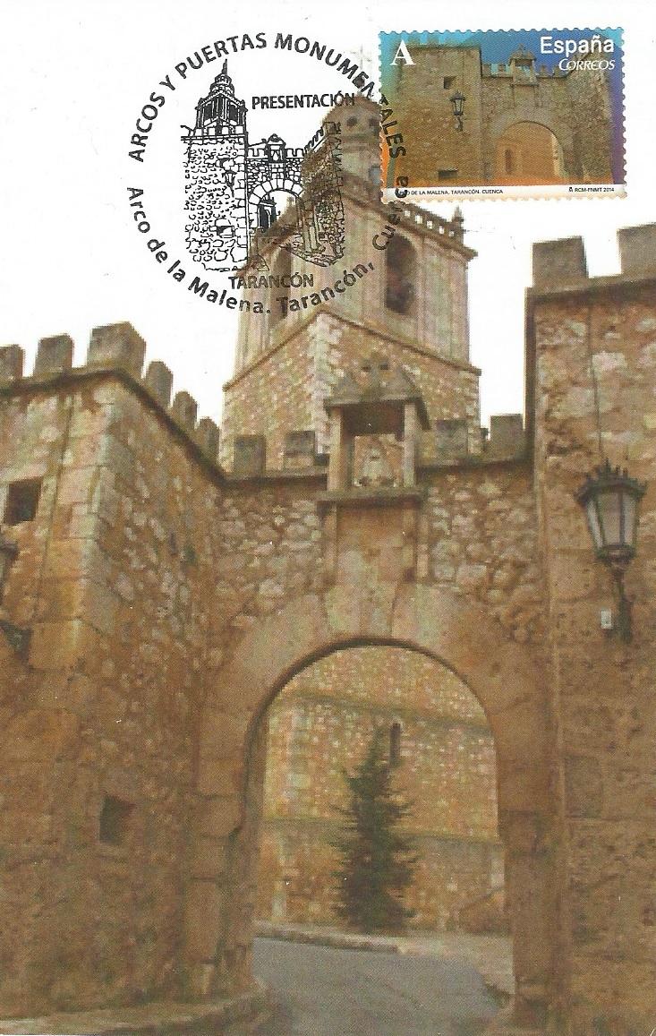 Arco de la Malena. Tarancón