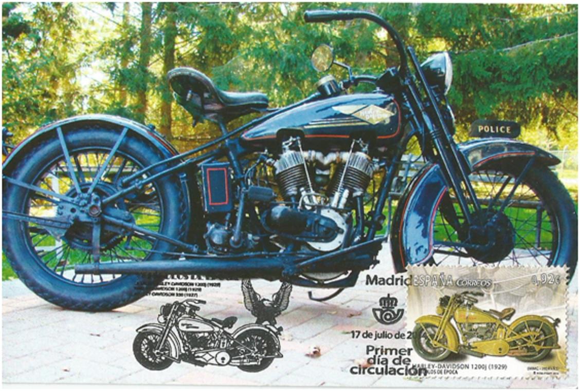 Harley Davidson 120J