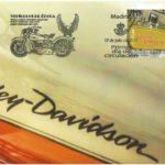 Harley Davidson. Detalle