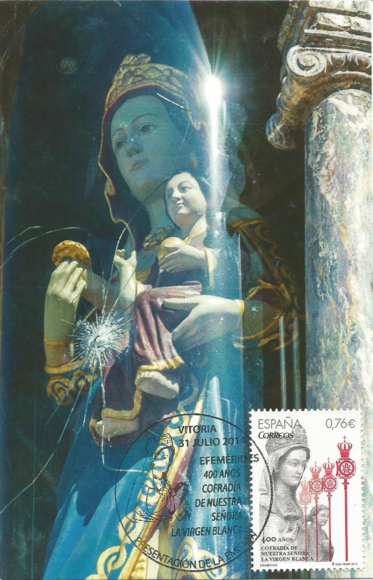 Virgen Blanca. Vitoria