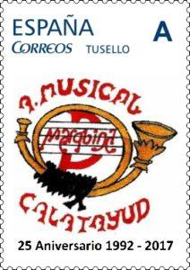 boceto sello agrupacion musical