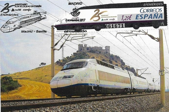 25 Aniversario AVE Madrid-Sevilla