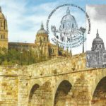 Catedral de Salamanca. Modelo 1