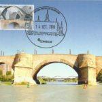 Puente de Piedra. Zaragoza. ATM