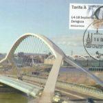 Puente del Milenio. Zaragoza. ATM