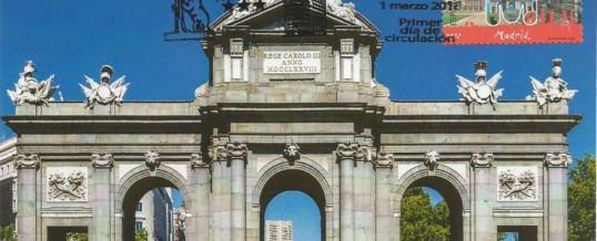 TARJETA MAXIMA PUERTA DE ALCALA