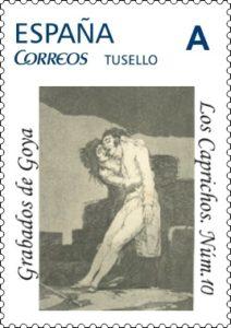 sello caprichos 10