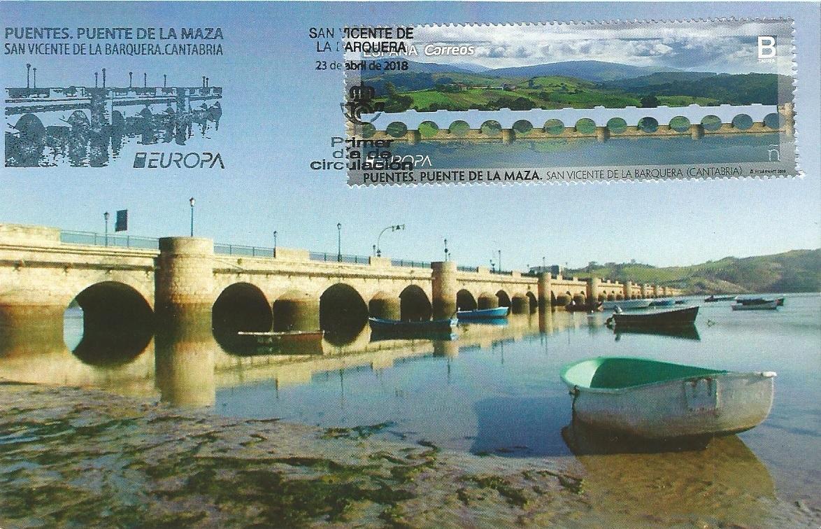 Puente de la Maza. San Vicente de la Barquera