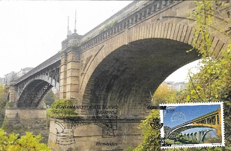 Puente Nuevo. Ourense
