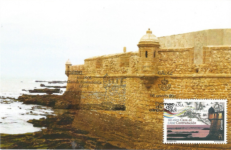 Castillo San Sebastián. Cádiz
