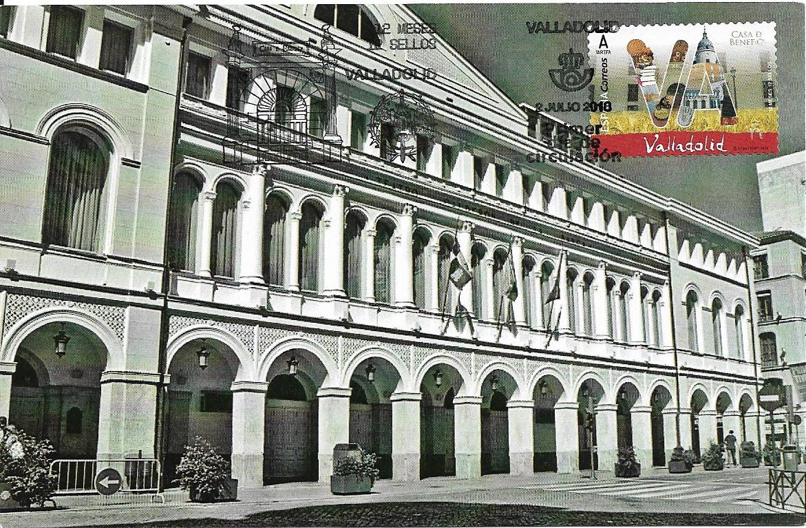 Teatro Calderón. Valladolid