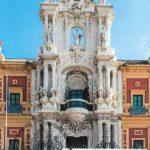 Palacio San Telmo. Sevilla