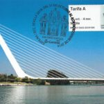 Puente del Alamillo. Sevilla
