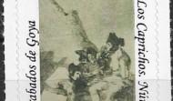 TUSELLO. GRABADOS DE GOYA. CAPRICHOS. NUMERO 11