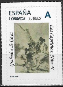 sello caprichos 11