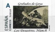 TUSELLO. GRABADOS DE GOYA. LOS DESASTRES. NÚMERO 11