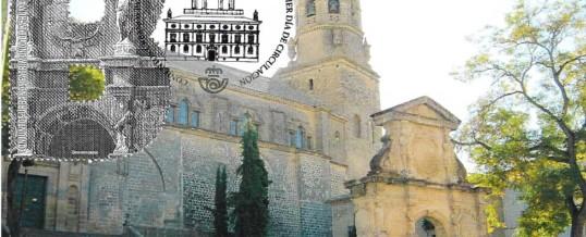 TARJETA MAXIMA CATEDRAL DE BAEZA