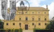 TARJETA MAXIMA PALACIO DE LAS CADENAS. UBEDA (JAEN)